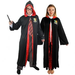Potter Wizard Plus Size Set - Unisex